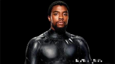 黑豹43岁男主角去世, 4年前就患癌, 为拍超级英雄练一身腱子肉