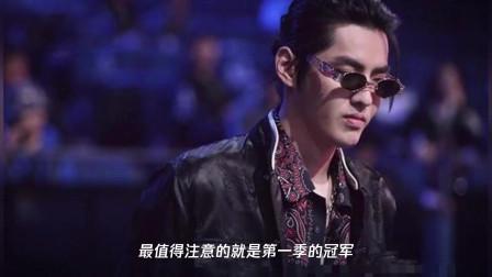 吴亦凡对小白说, 在我心里你是第一名, 谁注意到GAI的表情