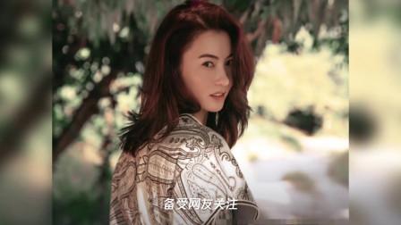 谢霆锋40岁生日, 张柏芝又被传怀孕, 还心虚删网友怀四胎猜测