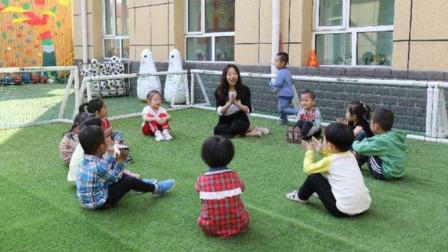 """幼儿园老师直言:第一天上幼儿园不哭的孩子,大多""""见过世面"""""""