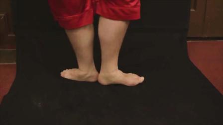 世界上能把脚分开的最大角度 世界上最高的秋千