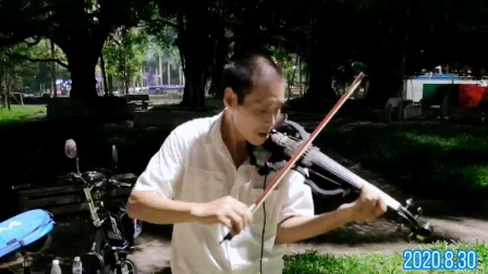 龙老师小提琴演奏(1080p版本)2020.8.30