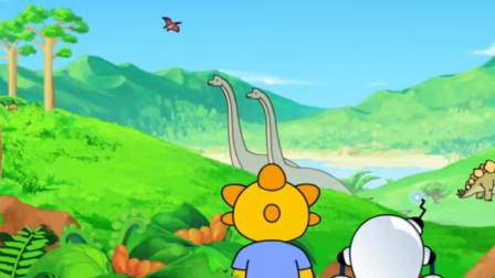 侏罗纪世界 恐龙总动员 恐龙玩具视频221