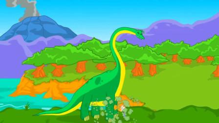 侏罗纪世界 恐龙总动员 恐龙玩具视频208