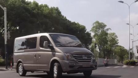 油耗比新全顺低两个油,V80 PLUS城市版全网首试