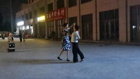 2020.8.31.寿光市孙家集街道孙家集广场交谊舞