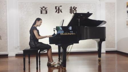 赵楚尔--巴赫《B大调赋格》钢琴十级