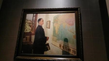 这是湖南湘潭韶山毛泽东纪念馆