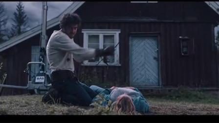 施工挖到古墓 小伙获得雷神的锤子 开始为女友报仇!