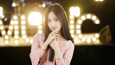 美女一首网络热曲《你的万水千山》,歌词情深感人,催人泪下!
