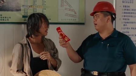 长江七号最经典的台词,我顶的了,看星爷最后再说一句的表情变化,演技爆棚