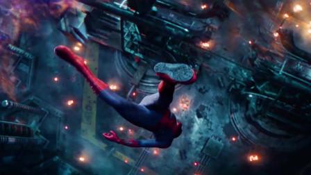 超凡蜘蛛侠卡点高燃剪辑,画面帅的不是一点点,千万可别错过了