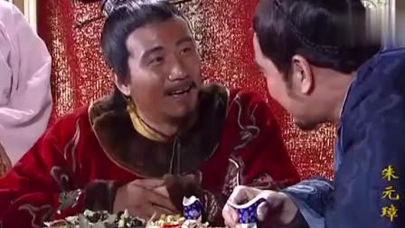 朱元璋听到汤和说封王的事情,变得异常可怕