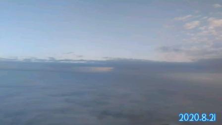 从西安飞往桂林(4k版)2020.8.21
