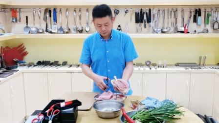火哥现场测试剪刀,铁罐头都能随便剪鸡鸭鱼当然不是对手