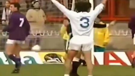 《意甲旧时光》马拉多纳超神一季!30年前那不勒斯夺队史第二冠
