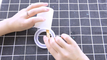 DIY滴胶手镯,用做戒指的胶量做手镯,你觉得这次挑战会成功吗?