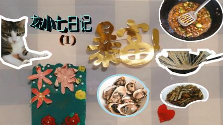 龙小七日记(1)