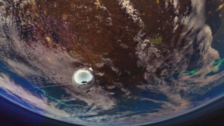美国卫星无意拍到中国一处地点,引来多国关注:这必须分享!