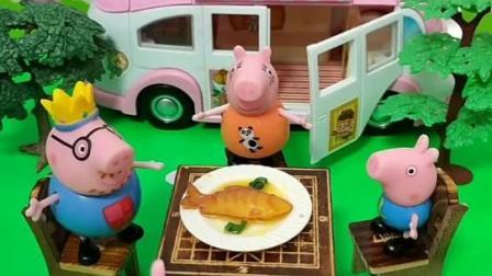 哎呀呀!怎么有两个猪爸爸啊!