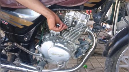 只更换一个点火器就能让摩托车特别好启动?别不信试过后真的可以
