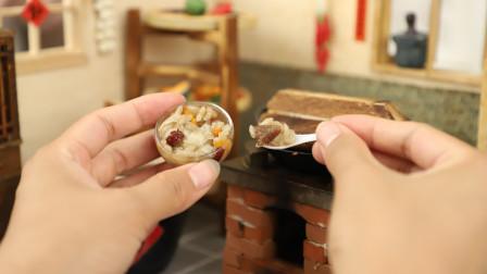 迷你厨房:营养滋补的红枣银耳粥,喝完一碗还想喝第二碗