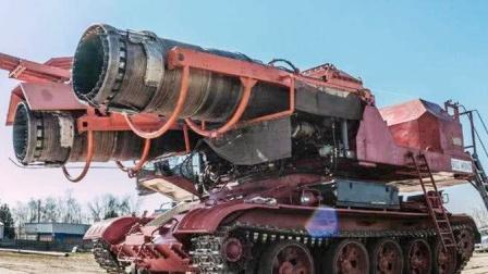 """中国又火了?亮出""""怪物坦克""""轰动全球,俄:认真了!"""