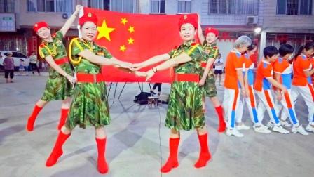 庆祝《北流大岭健身队》成立六周年晚会2020.08.01