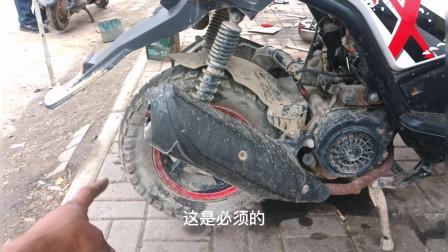 只需清洗一下油针就能让摩托车省油一半?别不信,试过后真就可以