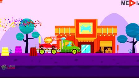 恐龙世界 恐龙总动员 恐龙玩具视频动画片301