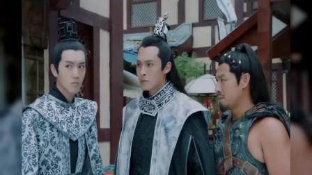 太古神王:秦问天为保护郡主,被假扮羿无为捅一刀,还好前辈相助及时