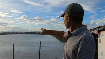 泰叔错过出海时间,去堂哥家看百亩养殖场情况,一人能经营下来吗
