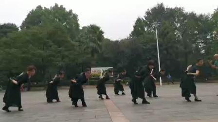 藏族舞蹈《绿度母心咒》