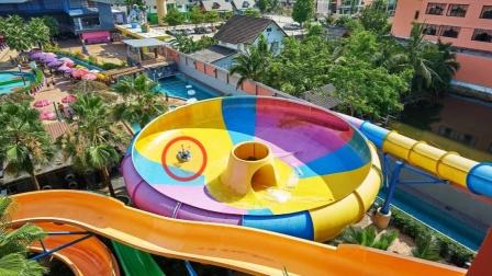 全球造型奇特的3大水滑梯,设计师独树一帜,深得中国游客喜爱!