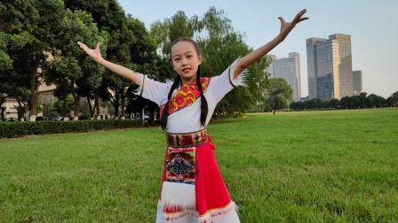顾凯芝参加2020苏州高新区全民才艺秀歌唱大赛