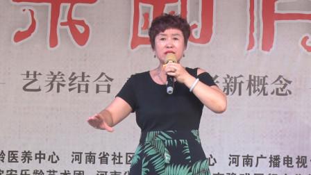 豫剧名家刘忠河代表作《打金枝》唤声亲翁郭子仪,戏迷吴银焕演唱