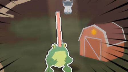 黑洞模拟器:神助攻 青蛙变成我的帮手!爆笑阿布解说
