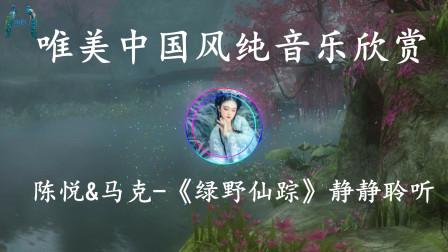 唯美中国风纯音乐欣赏,陈悦&马克-《绿野仙踪》静静聆听
