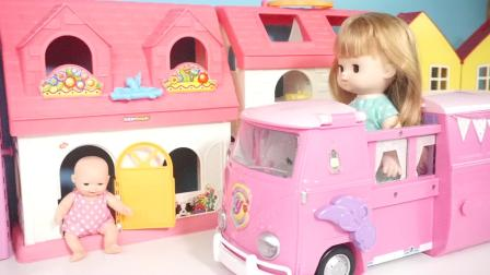北美玩具:小猪佩奇生病被救护车送到医院,用最新的医生玩具给她做检查吧