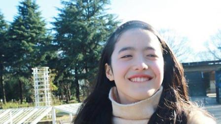 日法混血美少女山田直美,甜甜的元气扑鼻而来