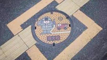 为何道路上的井盖做成圆形,这其中有什么奥妙吗?看完指导孩子!