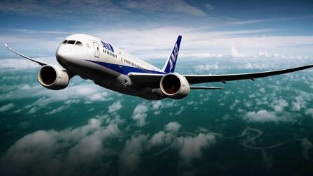 为何中国客机飞往美国时,只能选择白令海峡,太平洋却不敢横穿!