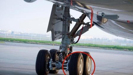 """为什么""""黄金""""比不上飞机轮胎,镜头记录震撼降落瞬间,众人沉默!"""