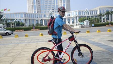 中国21岁姑娘天赋异禀,自制13级变速无链自行车,老外反复研究无果!