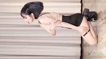 《春光娱乐》4K 模特热舞,黑短裤