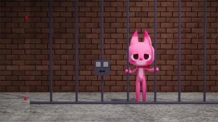 露西是怎么从牢里逃出来的呢?迷你特工队游戏