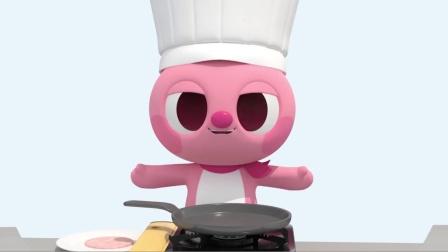 露西自己动手做美食,她在做什么美食呢?迷你特工队游戏