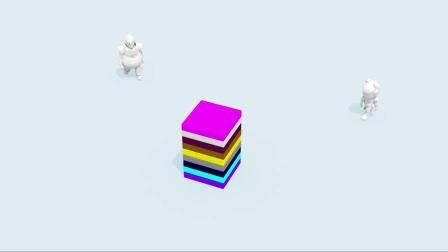 坏蛋和麦克斯玩抽积木的游戏 麦克斯最后变身成功了吗?迷你特工队游戏