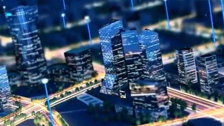 """""""虚实结合 · 数据互联"""" 以智能技术构建新型智慧城市"""