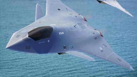 100架B2轰炸机入侵,国产歼14战机首次出动,结局如何?作战模拟